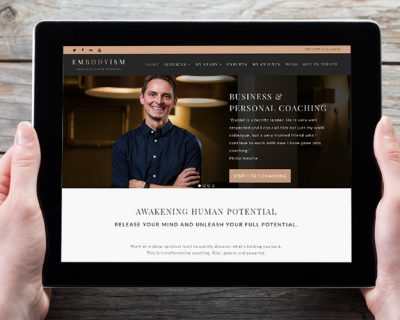 embodyism-website