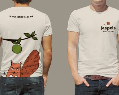 Jaspels-T-shirts